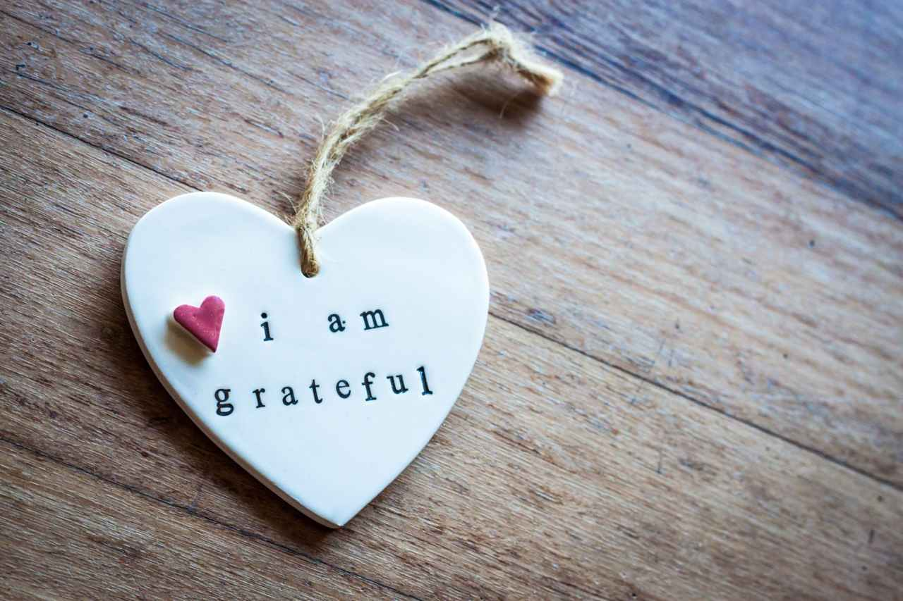 100 Things I Am Grateful ForToday