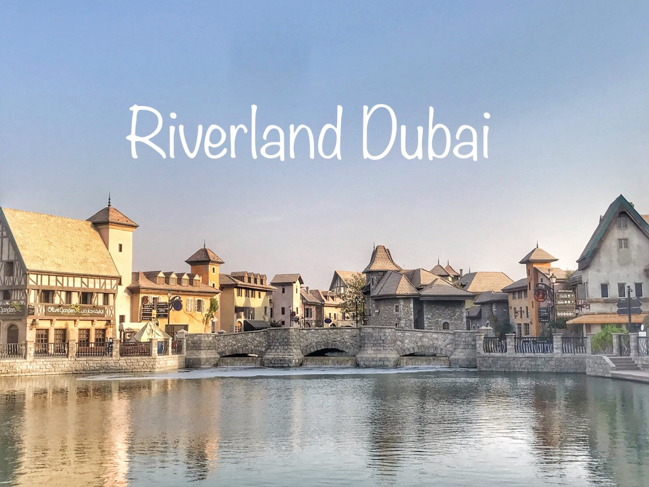 Legoland and Riverland Dubai, a new fascinating attraction in Dubai